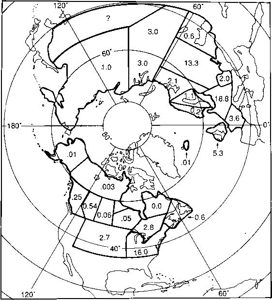 The Geography Of Acid Rain