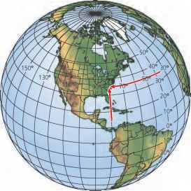 Glencoe Earth Science Latitude Longitude