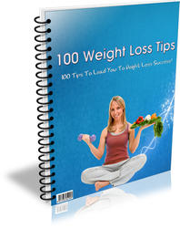 100 Weight Loss Tips
