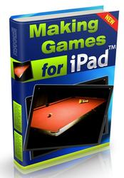 Making Games For the iPad