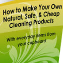 eBook - How to Make Your Own Natural, Safe & Cheap Cleaning Products