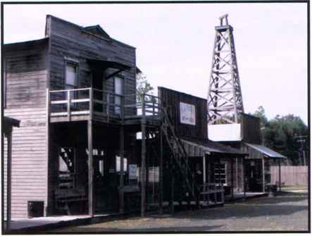 Beaumont Gusher Museum