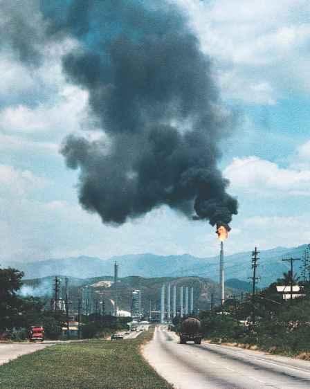 environmental pollution general essay