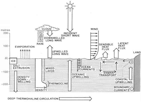 Meteorological And Oceanographic Process